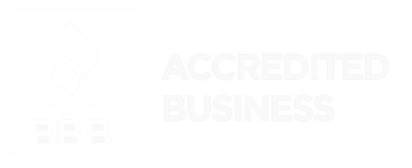 We are accredited by Better Business Bureau!